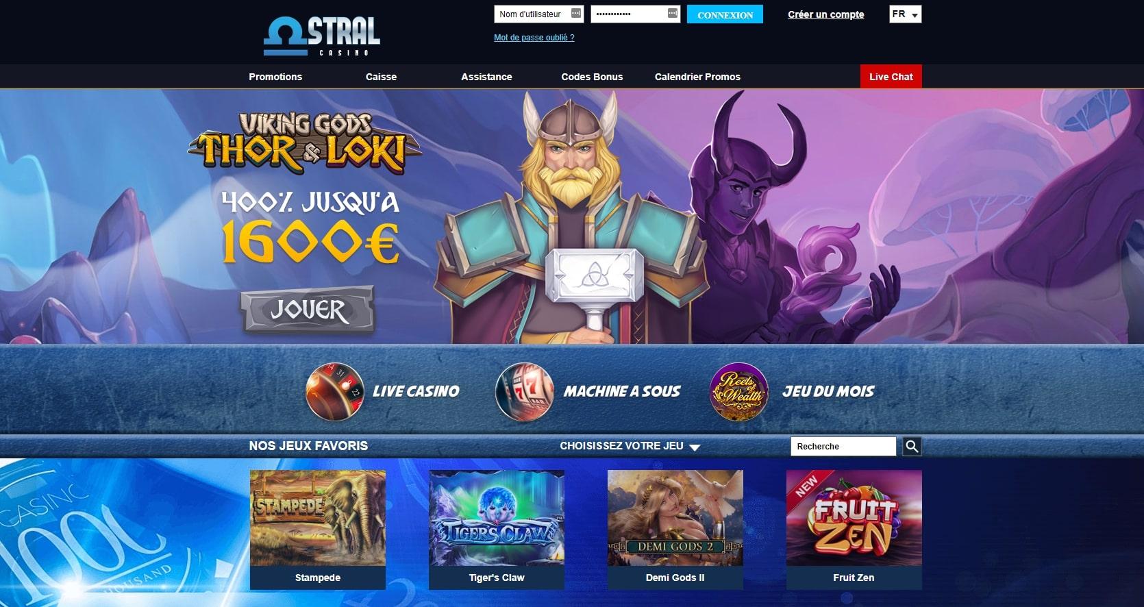 Avis Astral casino : est-il fiable ?