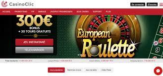 clic casino