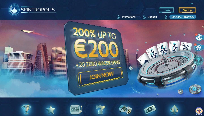Casino Spintropolis : notre avis sur sa crédibilité